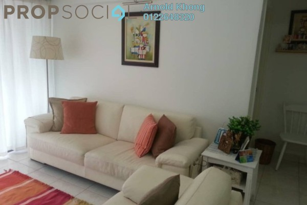 For Sale Apartment at Segar Apartments, Cheras Freehold Fully Furnished 3R/2B 390k