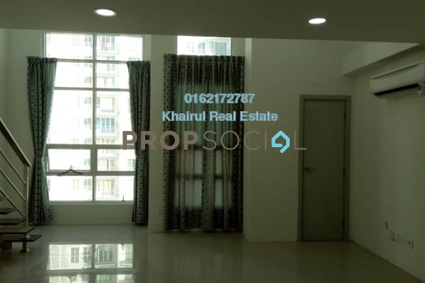 For Rent Condominium at Arte SW, Shah Alam Freehold Semi Furnished 2R/2B 1.7k