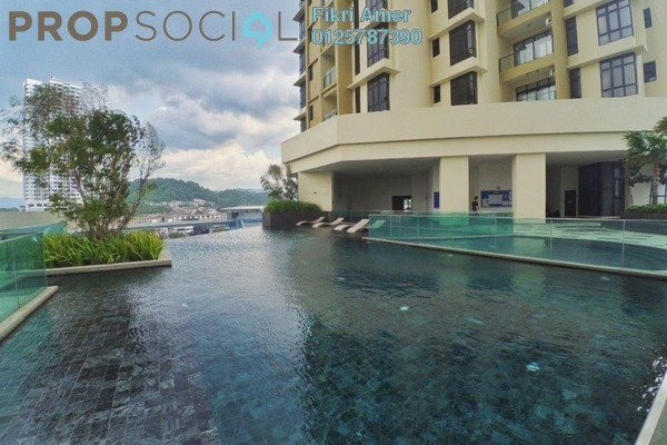 For Sale Condominium at J.dupion, Cheras Leasehold Unfurnished 2R/2B 720k