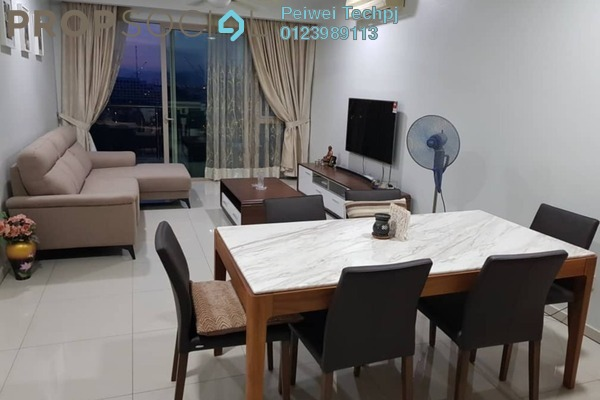 For Sale Condominium at myHabitat, KLCC Freehold Fully Furnished 3R/2B 1.65m