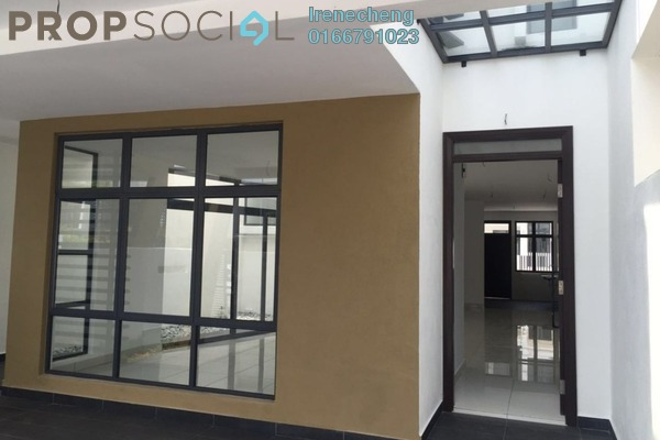 For Rent Terrace at Laman Glenmarie, Saujana Freehold Unfurnished 4R/4B 2.2k