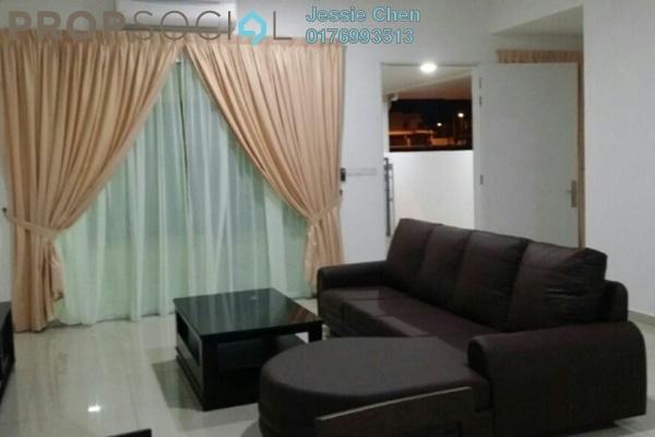 For Rent Terrace at Castora, Bandar Sri Sendayan Freehold Fully Furnished 4R/4B 1.4k