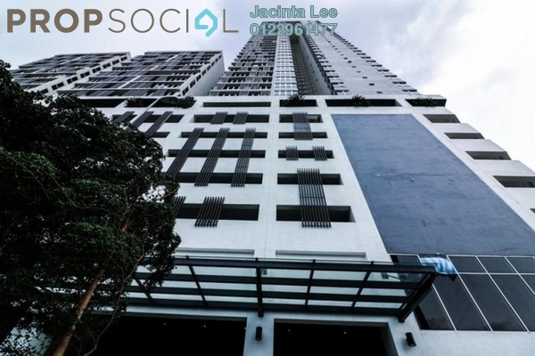 For Sale Serviced Residence at Sentrio Suites, Desa Pandan Freehold Semi Furnished 3R/3B 624k