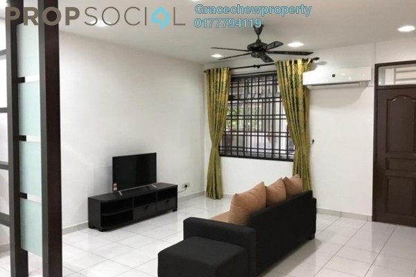For Rent Terrace at Taman Bukit Indah, Old Klang Road Freehold Fully Furnished 4R/3B 1.98k