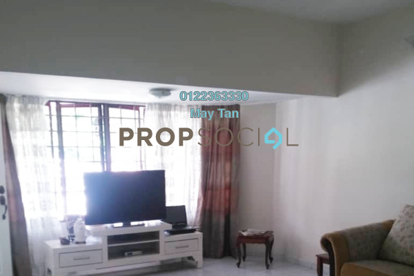 For Sale Terrace at USJ 11, UEP Subang Jaya Freehold Semi Furnished 4R/3B 888k
