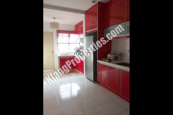For Sale Terrace at Bandar Parklands, Klang Freehold Semi Furnished 4R/4B 690k