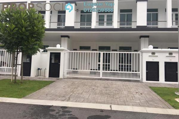 For Rent Terrace at Eco Majestic, Semenyih Freehold Unfurnished 4R/3B 1.2k