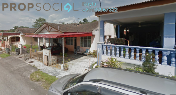 For Sale Terrace at Seremban 3, Seremban Freehold Unfurnished 0R/0B 92k