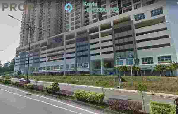 For Sale Apartment at Pangsapuri Dwi Alif - Alif Avenue, Johor Bahru Freehold Unfurnished 0R/0B 284k