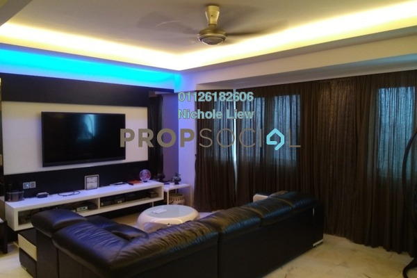For Sale Duplex at Langat Jaya, Batu 9 Cheras Freehold Fully Furnished 4R/4B 487k