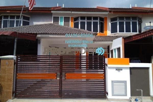 For Sale Terrace at Bandar Rinching, Semenyih Freehold Unfurnished 3R/2B 380k