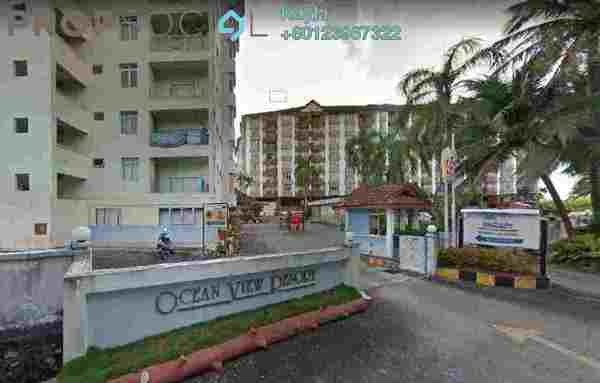 For Sale Apartment at Lukut, Port Dickson Freehold Unfurnished 0R/0B 64.8k