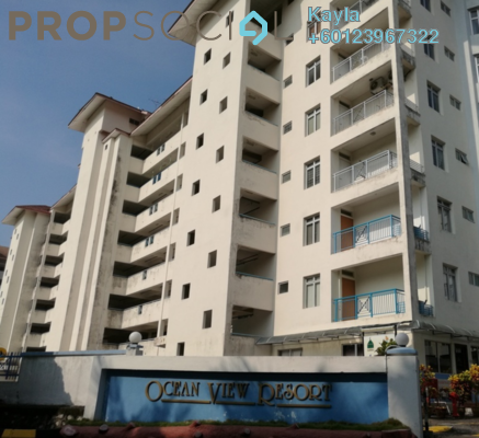For Sale Apartment at Lukut, Port Dickson Freehold Unfurnished 0R/0B 60k
