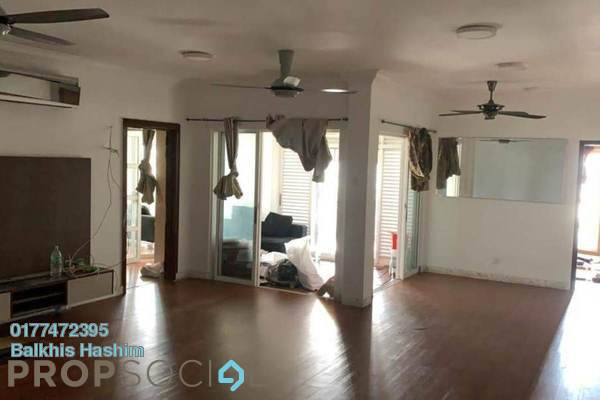 For Sale Condominium at Andalucia, Pantai Freehold Semi Furnished 3R/2B 1.1m