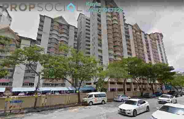 For Sale Apartment at Kuchai Avenue, Kuchai Lama Freehold Unfurnished 0R/0B 500k