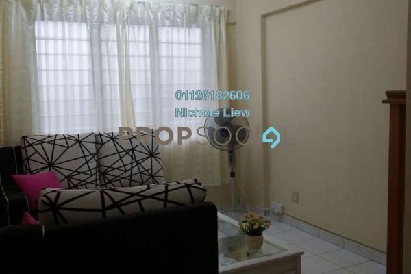 For Rent Apartment at Taman Pandamaran Jaya, Port Klang Freehold Unfurnished 3R/2B 700translationmissing:en.pricing.unit