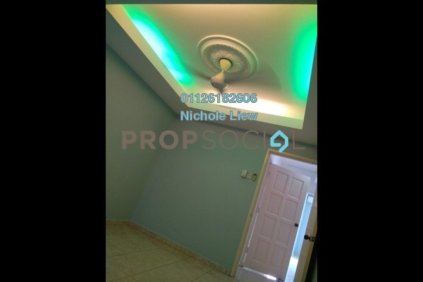For Sale Link at Bandar Damai Perdana, Cheras South Freehold Semi Furnished 4R/3B 608k