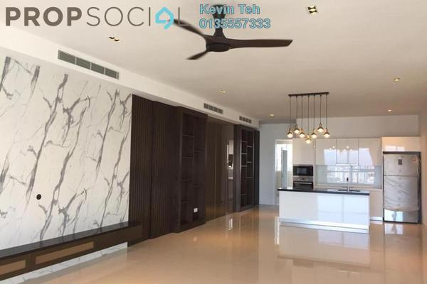 For Rent Condominium at Pavilion Hilltop, Mont Kiara Freehold Semi Furnished 4R/4B 11k