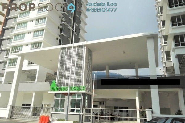 For Sale Condominium at Pine Residence, Farlim Freehold Semi Furnished 4R/3B 460k