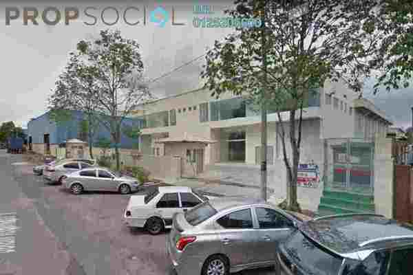 For Sale Factory at Senai Industrial Park, Senai Freehold Unfurnished 0R/0B 1.19m