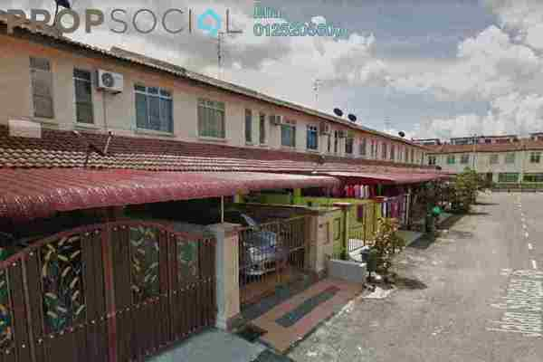 For Sale Terrace at Meridin East, Pasir Gudang Freehold Unfurnished 0R/0B 210k