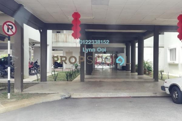 For Rent Apartment at Tiara Hatamas, Cheras Freehold Semi Furnished 3R/2B 1k