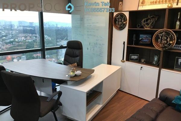 For Rent Office at Menara UOA Bangsar, Bangsar Freehold Fully Furnished 0R/0B 2k
