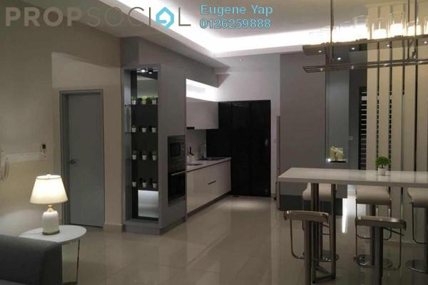 For Rent Serviced Residence at Glomac Centro, Bandar Utama Freehold Fully Furnished 3R/3B 5k