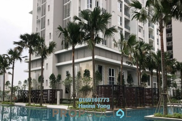 For Rent Condominium at Pavilion Hilltop, Mont Kiara Freehold Fully Furnished 3R/3B 7.1k