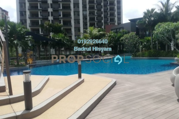 For Sale Condominium at Irama Wangsa, Wangsa Maju Freehold Unfurnished 3R/2B 595k