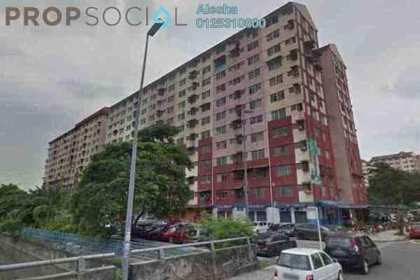 For Sale Apartment at Desa Mentari, Bandar Sunway Freehold Unfurnished 0R/0B 120k