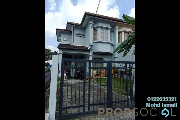 For Sale Terrace at USJ 12, UEP Subang Jaya Freehold Unfurnished 4R/3B 640k