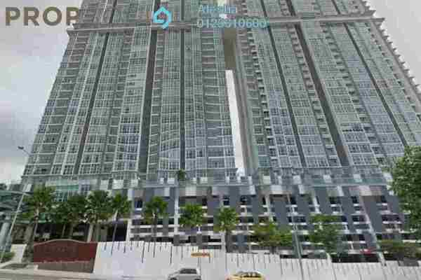 For Sale Serviced Residence at Paragon Residences @ Straits View, Johor Bahru Freehold Unfurnished 0R/0B 625k