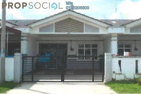 For Sale Terrace at Bandar Putra, Kulai Freehold Unfurnished 0R/0B 280k