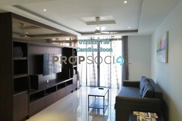 For Rent Serviced Residence at Taragon Puteri YKS, KLCC Freehold Fully Furnished 3R/2B 3.8k