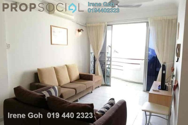 For Rent Condominium at N-Park, Batu Uban Freehold Fully Furnished 3R/2B 1.25k
