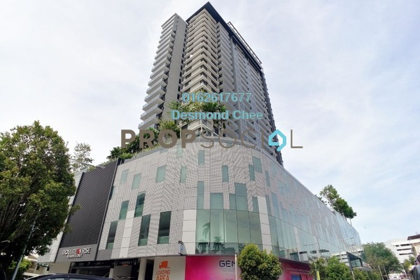 For Rent Office at Moulmein Rise, Pulau Tikus Freehold Fully Furnished 0R/0B 3.2k