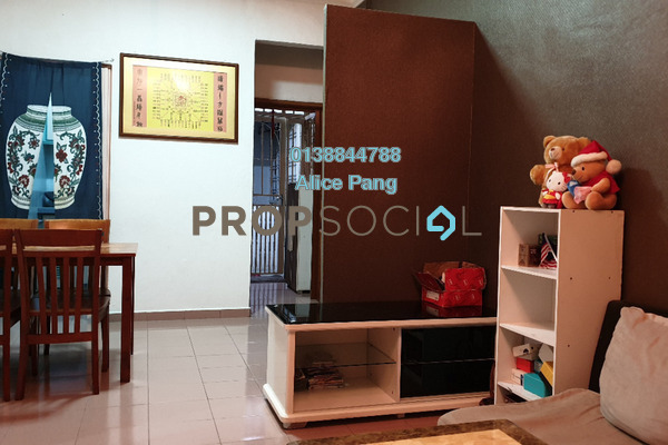 For Sale Condominium at Desa Mawar, Farlim Freehold Fully Furnished 2R/1B 148k