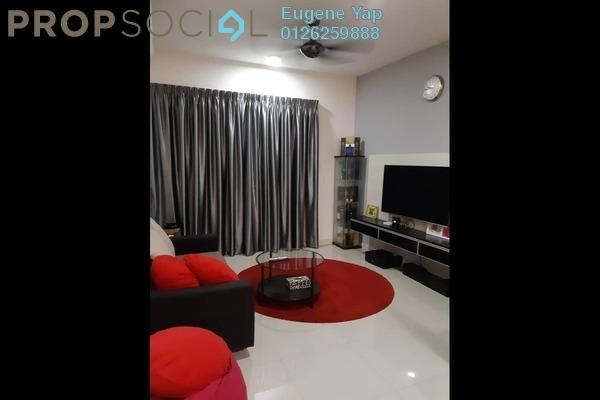 For Rent Condominium at Scenaria, Segambut Freehold Fully Furnished 2R/2B 2.3k