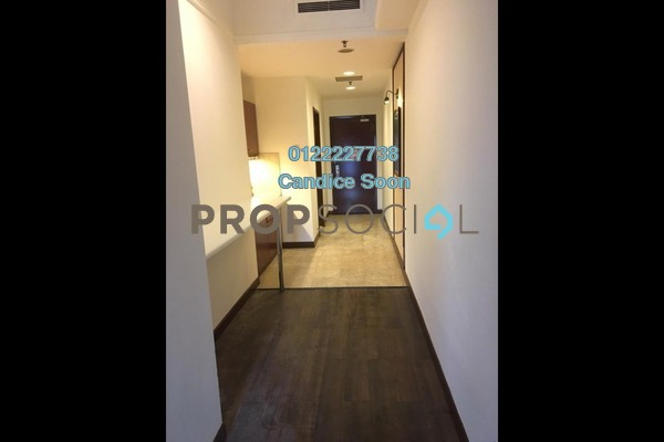 For Rent Condominium at Berjaya Times Square, Bukit Bintang Freehold Fully Furnished 1R/1B 2.8k