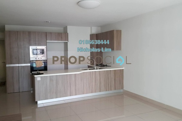 For Rent SoHo/Studio at Pacific Place, Ara Damansara Freehold Semi Furnished 1R/1B 1.6k