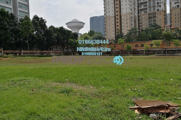 For Sale Land at Hartamas Heights, Dutamas Freehold Unfurnished 0R/0B 4m