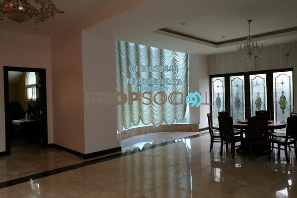 For Sale Bungalow at Country Heights Kajang, Kajang Freehold Semi Furnished 7R/7B 3.8m