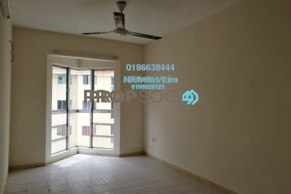 For Sale Condominium at Sri Jati II, Old Klang Road Freehold Unfurnished 3R/2B 450k