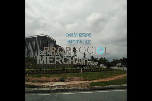 For Rent Shop at Sendayan Merchant Square, Bandar Sri Sendayan Freehold Unfurnished 0R/4B 2.5k