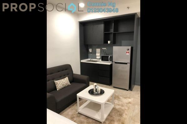 For Rent Condominium at Empire City, Damansara Perdana Freehold Fully Furnished 1R/1B 1.48k