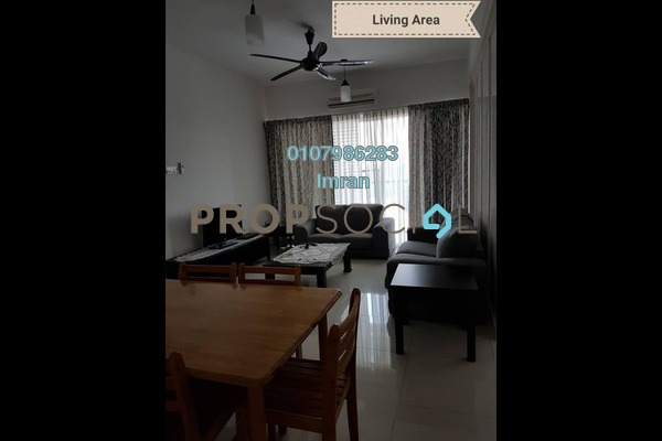 For Rent Condominium at 3 Residen, Melawati Freehold Fully Furnished 3R/2B 2.4k
