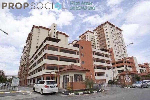 For Sale Apartment at Sri Ria Apartment, Kajang Freehold Unfurnished 3R/2B 245k
