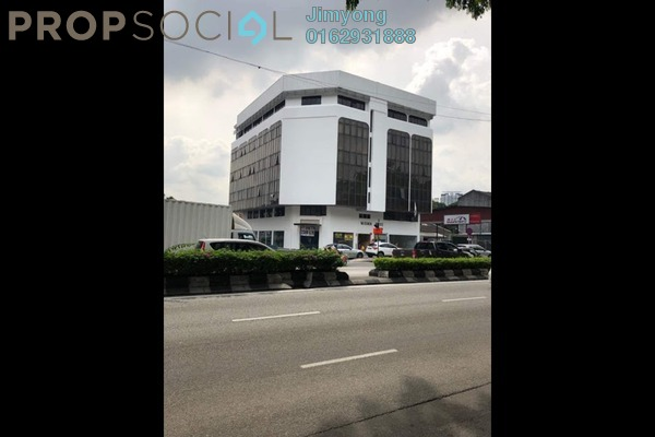 For Rent Shop at Wisma Tan Kim San, Jalan Ipoh Freehold Unfurnished 2R/2B 22k
