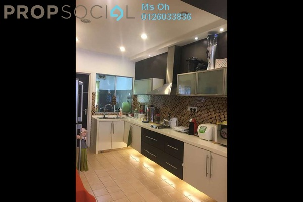 For Sale Terrace at Mutiara Puchong, Puchong Leasehold Semi Furnished 4R/3B 750k